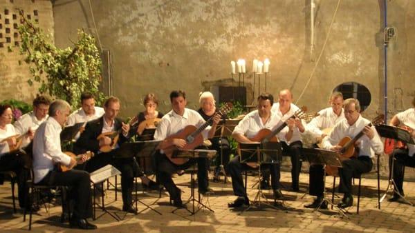 Concerto di Mandolini all'alba a Montecorone di Zocca