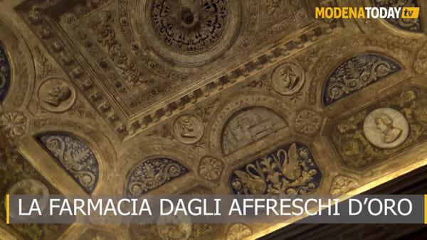 La farmacia di Sant'Agostino: la farmacia d'oro di Ago