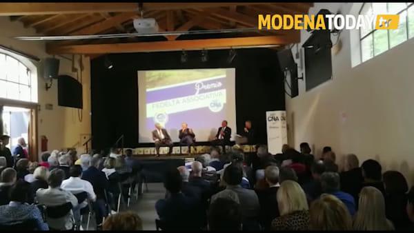 Premiate a Sassuolo le aziende CNA con oltre 40 anni di fedeltà