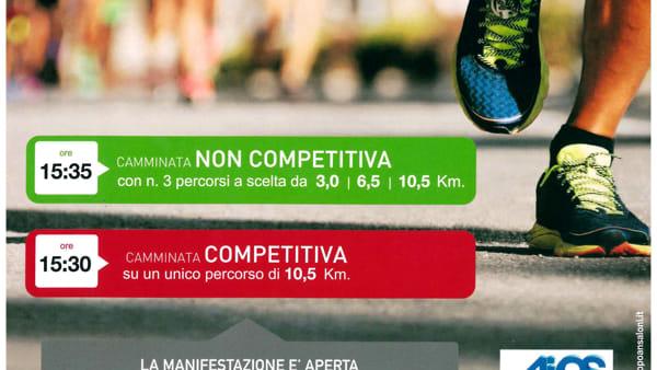 X Edizione della Fiatona di San Giorgio, torna a Sassuolo la camminata più attesa dell'anno