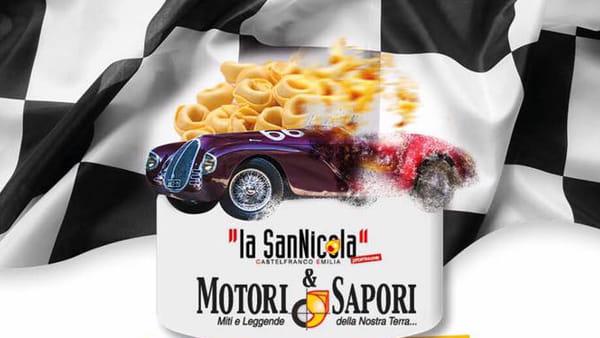 """""""Motori & Sapori"""" attraversano le strade e le piazze di Castelfranco"""