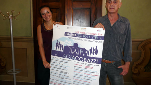 """Sassuolo, il programma del """"Cinema sotto le stelle"""" 2016"""