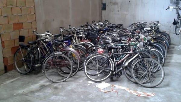 """""""Chi offre di più…pedala prima"""", asta benefica di bicilette"""