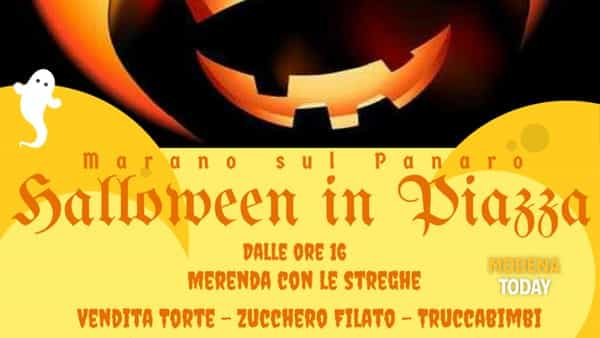 Halloween in piazza a Marano sul Panaro