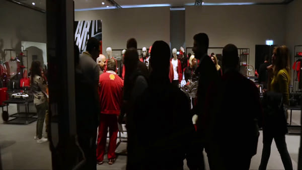IL VIDEO   Visita a Universo Ferrari, culla ed epoea del Cavallino