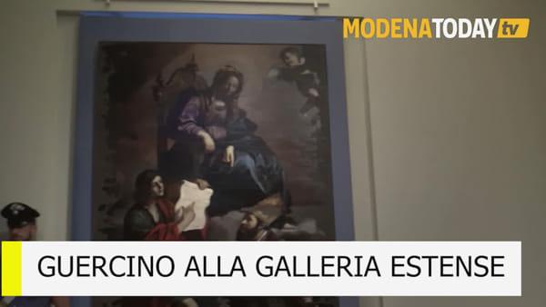 Il Guercino torna a Modena ed è esposto alla Galleria Estense