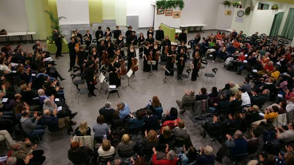 Formigine, Spira Mirabilis in concerto sulle note di Béla Bartók