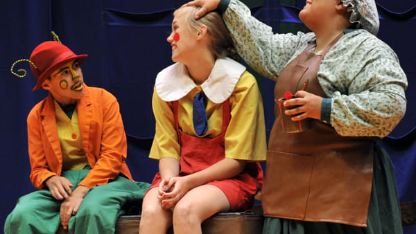 """""""Crianza"""", nel weekend un laboratorio teatrale per bambini"""