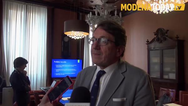 """Nuovo Piano Sicurezza Modena. Muzzarelli: """"Salvini non risponde alle nostre richieste"""""""