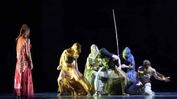 Peggy Untitled, arriva al Teatro Fabbri lo spettacolo dedicato ad una delle più importanti collezioniste del '900