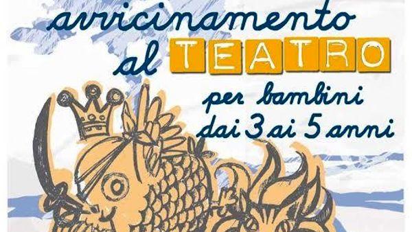 Il Teatro dei Venti mette sul palco i bambini dai 3 ai 5 anni