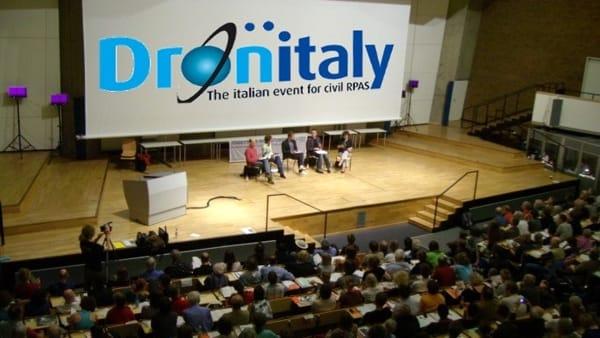 Dronitaly. Il futuro dei droni passa per ModenaFiere