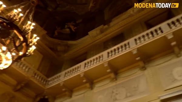 Riapre il Salone d'Onore dell'Accademia Militare a seguito del restauro