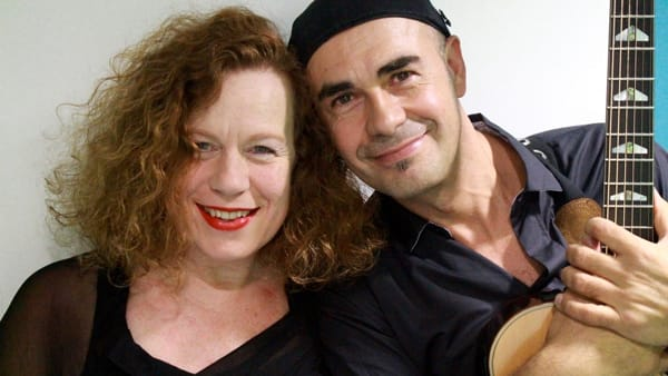 "Festival Mundus, Sarah-Jane Morris e Antonio Forcione in ""A change in gonna come"""