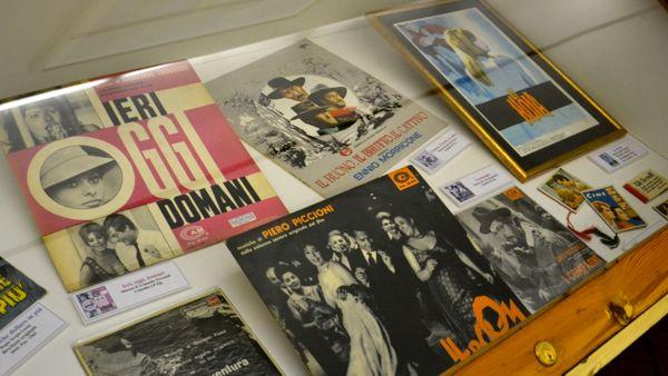 """""""Boom"""", il cinema italiano nei manifesti anni '60"""