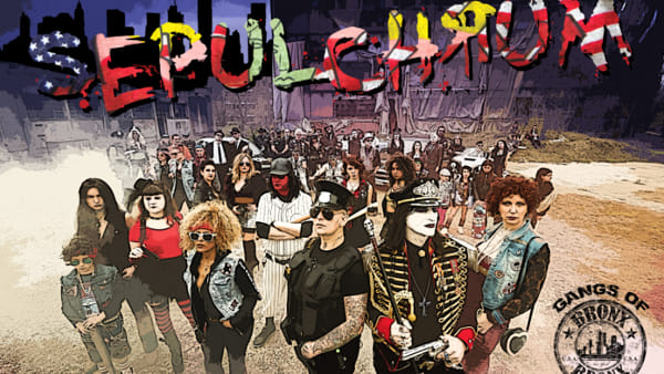 Sepulchrum 2018, San Felice invasa dalle Gangs of Bronx
