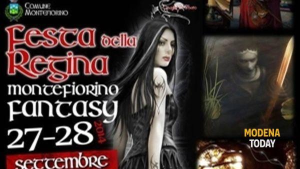 Festa della regina - Montefiorino Fantasy 2014