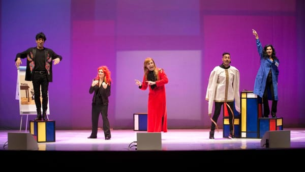 """The Human Jukebox"", doppio appuntamento a teatro con gli Oblivion"
