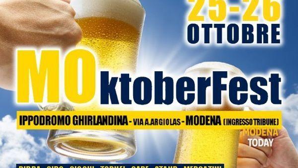Arriva MOktoberfest. A Modena sbarca una festa dal sapore bavarese
