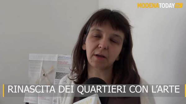 L'arte che rivaluta i quartieri: nasce Modena Ovest Pavillion