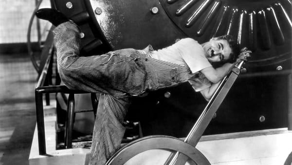 """""""Tempi moderni"""", il capolavoro di Charlie Chaplin ai Giardini Ducali"""