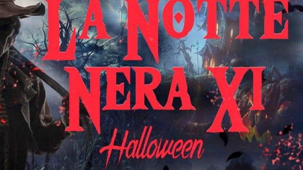 """Halloween in Appennino, """"La Notte Nera"""" avvolge Lama Mocogno"""