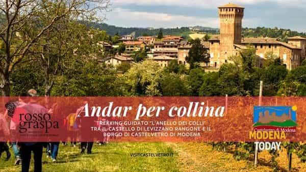"""Castelvetro e Levizzano, domenica c'è """"Andar per collina"""""""