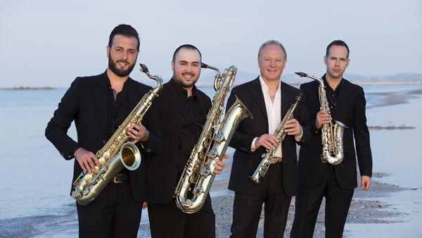 """""""Dentro le note"""", quartetto di sassofoni a Giurisprudenza"""