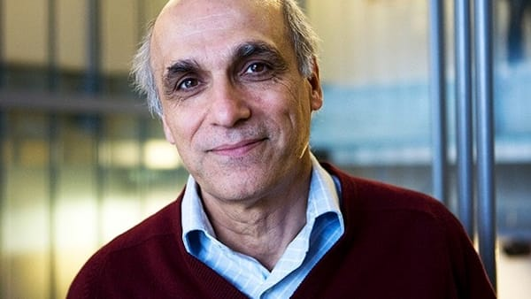 UniMoRe. Il premio nobel per la pace Hashem Akbari incontra gli ingegneri
