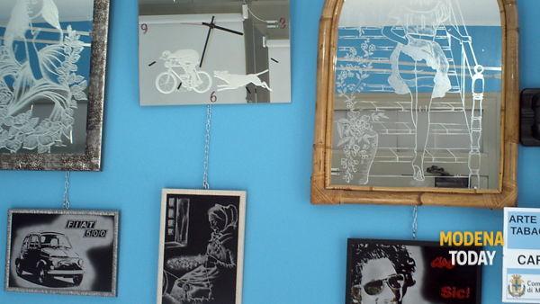 Arte in tabaccheria, tabaccheria in arte