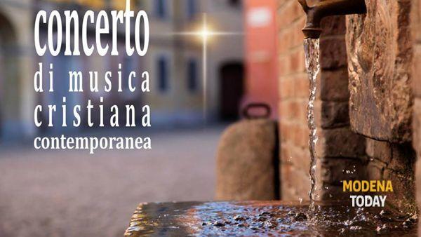 Pomposa, concerto di musica cristiana contemporanea