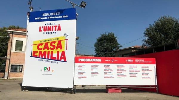 Politica e cultura, spettacoli e concerti: il programma de la Festa de L'Unità 2019 a Ponte Alto