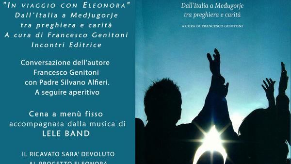 """""""In viaggio con Eleonora"""", presentazione del libro di Francesco Genitoni"""