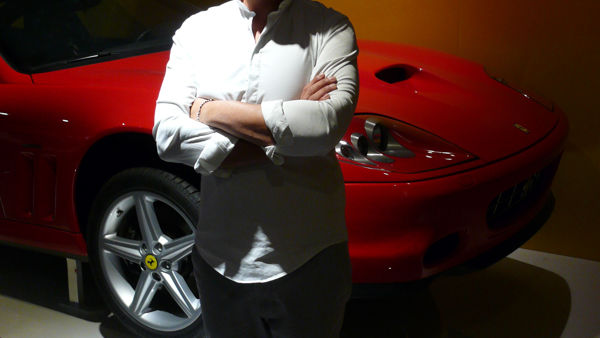 Maranello, serata a base di cucina e motori con chef Spyros