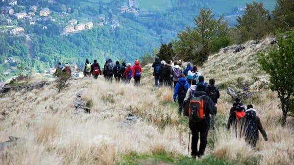 """Appennino, ripartono in sicurezza le escursioni guidate de """"La via dei Monti'"""
