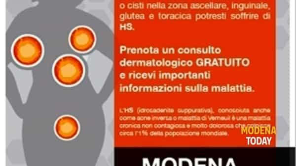 Cisti, consulti dermatologici gratuiti al Policlinico