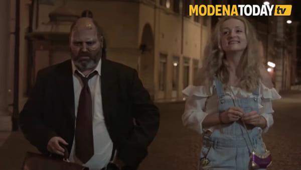 Rudi: La serie web zombie ambientata a Modena a Novembre al cinema