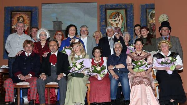 Spettacolo dialettale al Teatro della Cittadella con la Compagnia Teatro del Reno