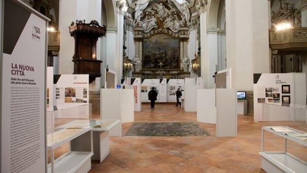 """""""La città del Novecento e il suo futuro"""", una mostra sulla traformazione urbana alla chiesa di San Carlo"""