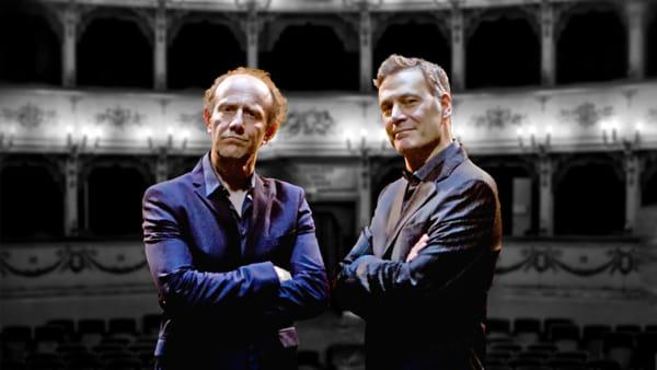 """Ale & Franz a Carpi con il tour """"Centodieci è arte"""""""
