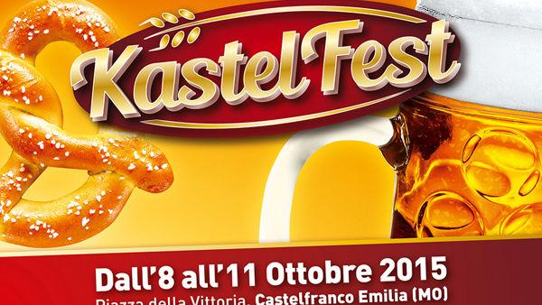 """KastelFest"",Festa della Birra di Castelfranco Emilia"