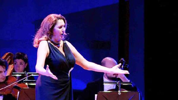 All'Arena del Grandemilia il Gran Galà d'Opera con lasoprano Paola Sanguinetti