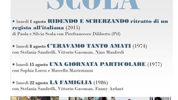 """""""Sguardi d'Autore"""": tutti i lunedì di agosto a Sassuolo"""