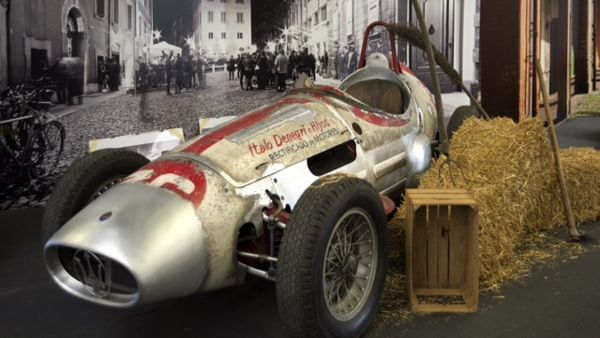 Modena Motor Gallery, torna la fiera dei motori d'antan