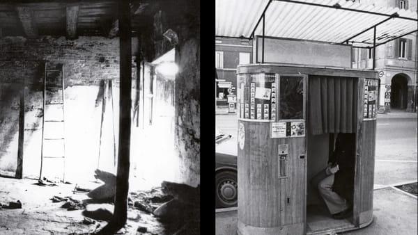 """Viaggio nelle """"ghost station"""" fra poesia e immagini"""