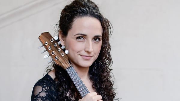 Recital per Mandolino Solo con Mari Carmen Simón