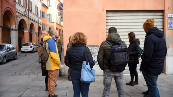 "Riparte a giugno l'estate ""in cammino"" di Free Walking Tour Modena"
