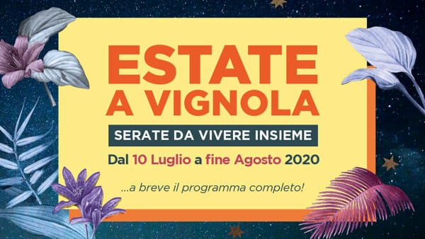Estate a Vignola: tra shopping sotto le stelle, musica ed eventi culturali