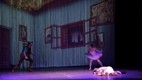 """La magia di Fantateatro all'Auditorium Enzo Ferrari con""""Peter Pan – Il Musical"""""""