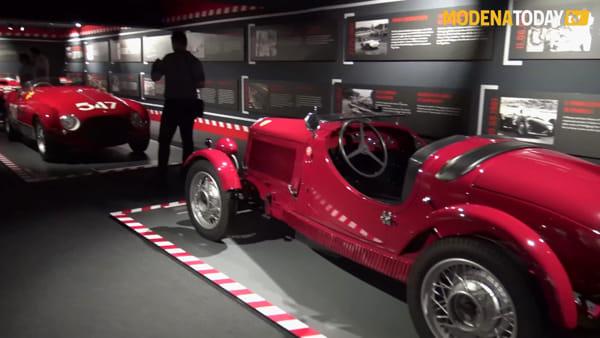 Perché la Scuderia Ferrari si trasferì da Modena proprio a Maranello?